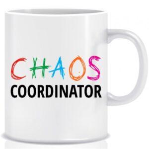 Novelty Mug Chaos Coordinator