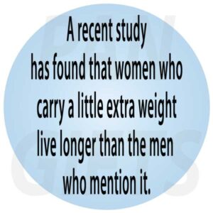 Novelty Fridge Magnet A Recent Study