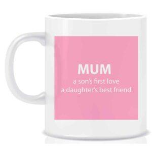 Mum Mug first love